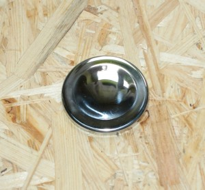 Bearing cover, swinging arm LS 200 VA