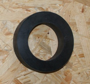 Suspension rubber ring