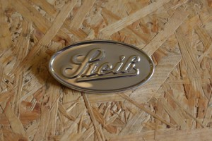 Badge STEIB, oval LS 200