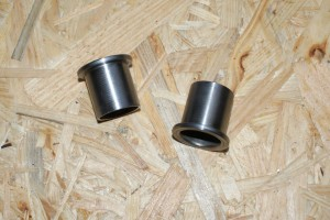Bushing, for wheel TR 500, 25/20 mm x 30 mm